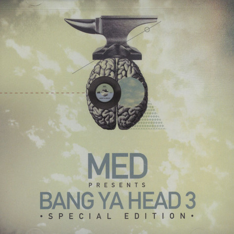 Medaphoar - Bang Ya Head Volume 3