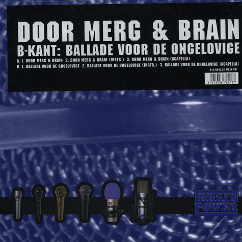 Brainpower - Door Merg & Brain