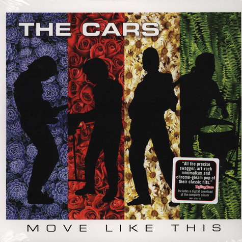 Cars, The - Move Like This