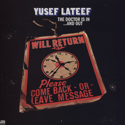 Yusef Lateef - Doctor Is In & Out