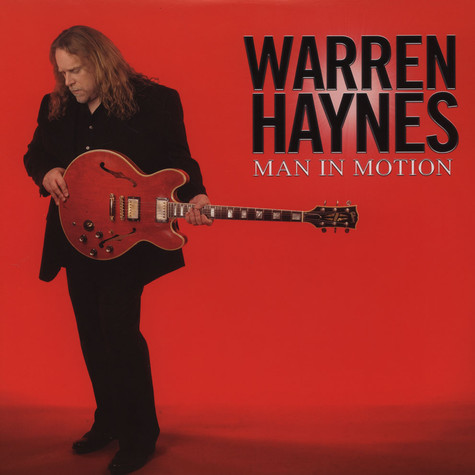 Warren - Man In Motion
