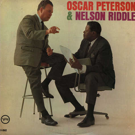 Oscar Peterson & Nelson Riddle - Oscar Peterson And Nelson Riddle