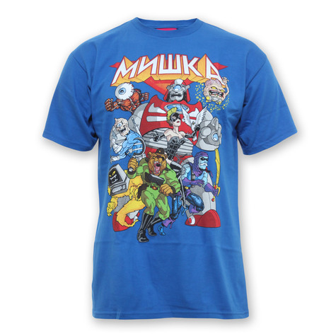 Mishka - Superfiends T-Shirt