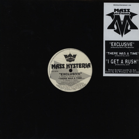 Mass Hysteria - Exclusive