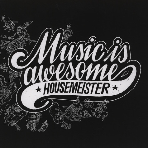 Housemeister - Music Is Awesome Remix EP
