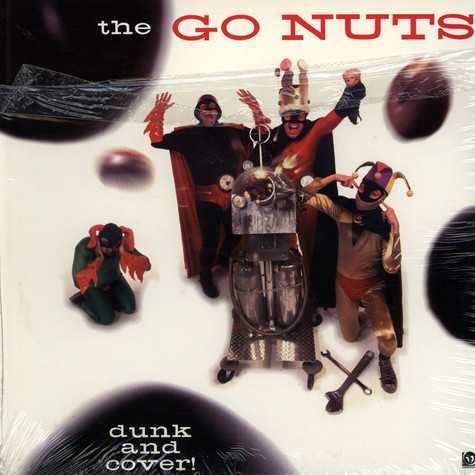 Go Nuts - Dunk And Cover!