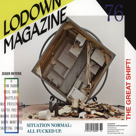 Lodown Magazine - Issue 76 May 2011