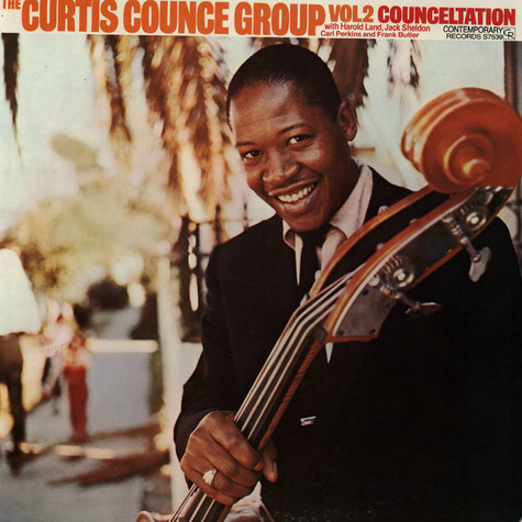 Curtis Counce Group, The - Vol 2: Counceltation