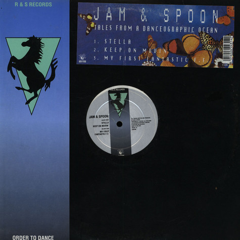 Jam & Spoon - Tales From A Danceographic Ocean