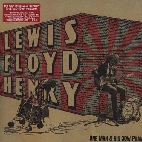 Lewis Floyd Henry - One Man And His 30W Pram