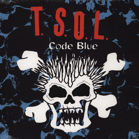 T.S.O.L. - Code Blue (Collection)