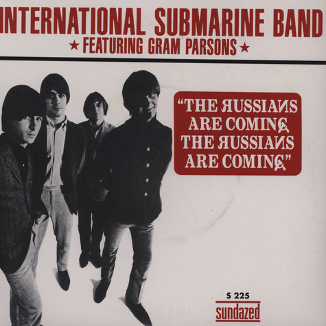 International Submarine Band - The Russians Are Coming!/Truck Driving Man