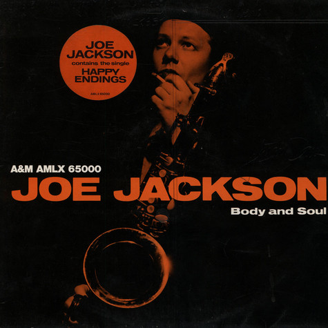 Joe Jackson - Body and soul