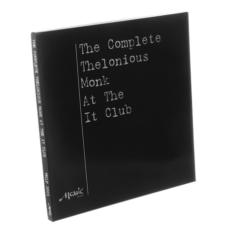 Thelonious Monk - The Complete Thelonious Monk At The It Club
