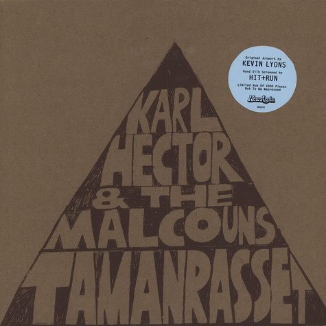 Karl Hector & The Malcouns - Tamanrasset
