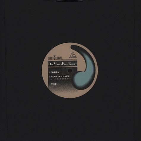 Rie Lambdoll / Dub Magus From Beruit - Smell Of You (More Mix)