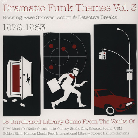 Dramatic Funk Themes - Volume 3