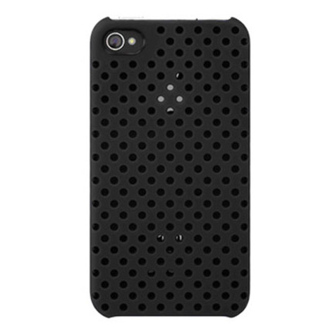 Incase - IPhone 4 Perforated Snap Case