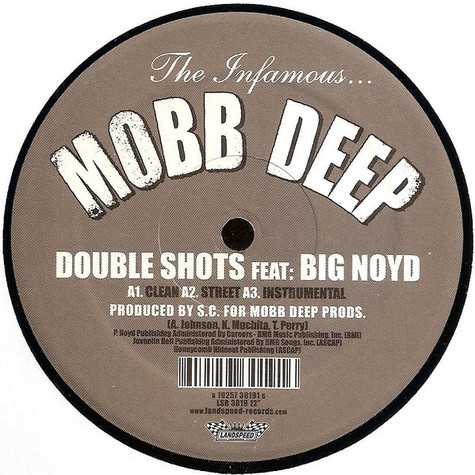 Mobb Deep - Double shots feat. Big Noyd