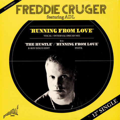 Freddie Cruger - Running From Love