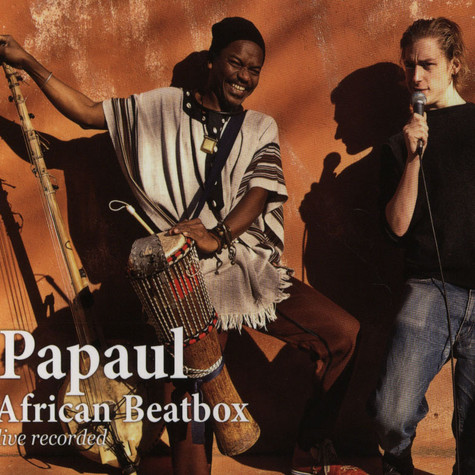 Papaul - African Beatbox