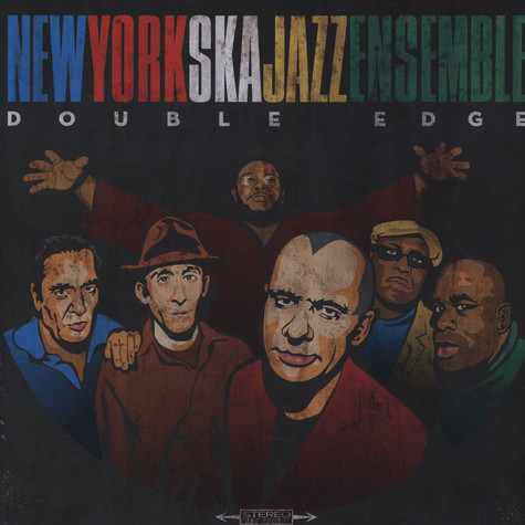 New York Ska Jazz Ensemble - Double Edge