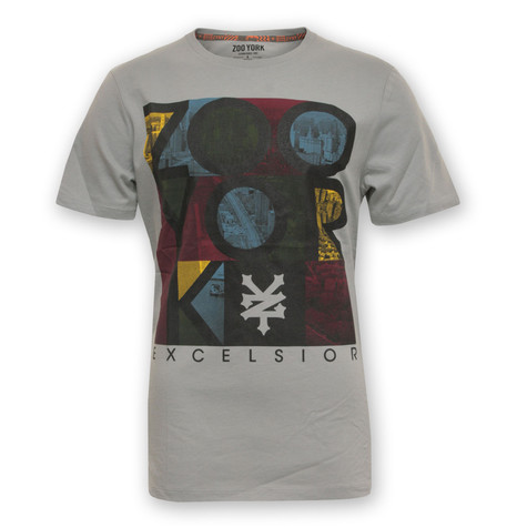 Zoo York - Blocks And Aves T-Shirt