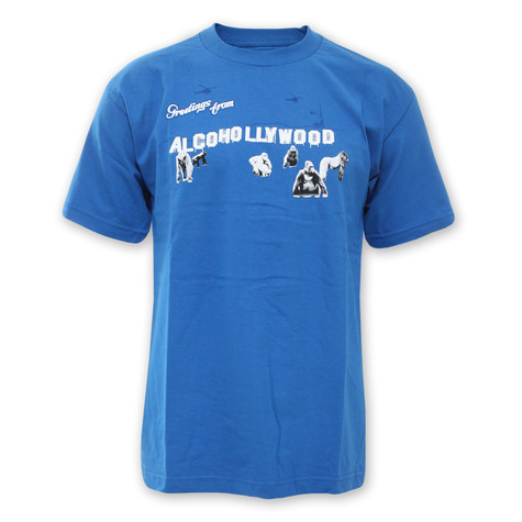 X-Large - Alcohollywood T-Shirt