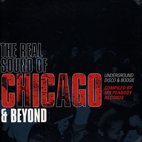 V.A. - The Real Sound Of Chicago & Beyond