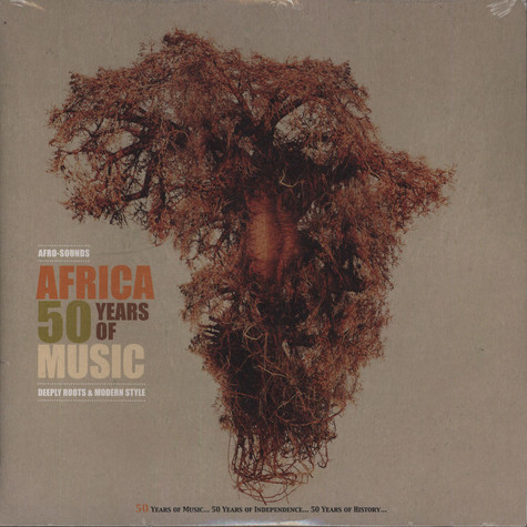 V.A. - Africa: 50 Years Of Music