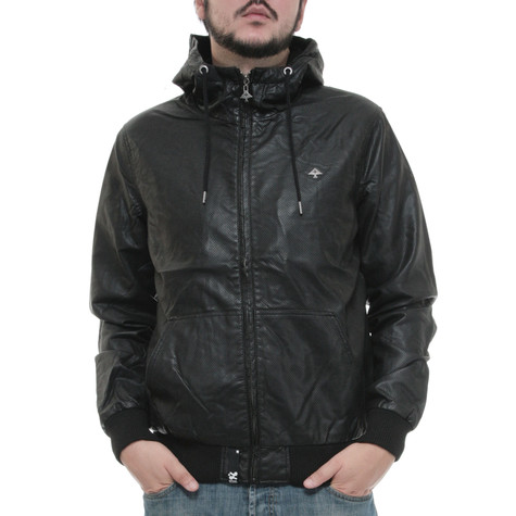 LRG - Core Collection Perf Faux Leather Jacket