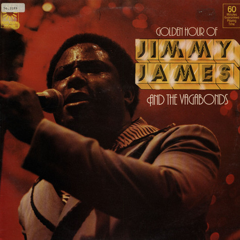 Jimmy James & The Vagabonds - Golden Hour Of Jimmy James & The Vagabonds