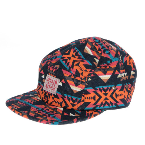 Obey - Trademark Five Panel Hat