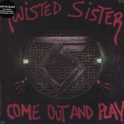 Twisted Sister - Come Out & Play