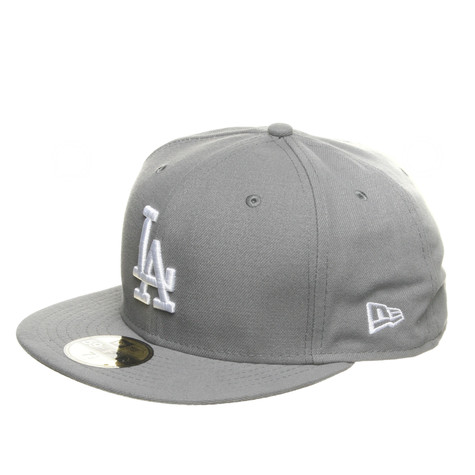 New Era - Los Angeles Dodgers MLB Basic 59Fifty Cap