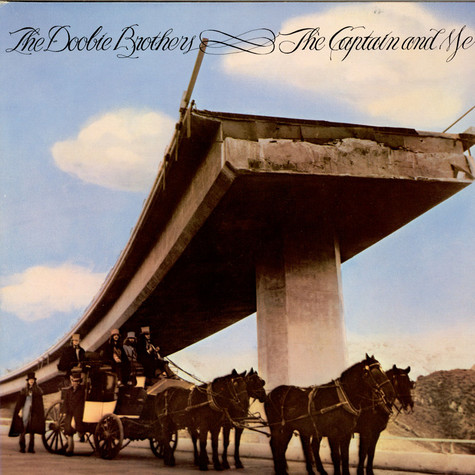 Doobie Brothers, The - The Captain And Me