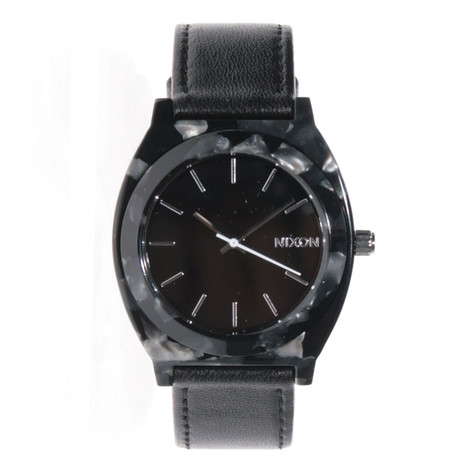 Nixon - Time Teller Acetate Leather