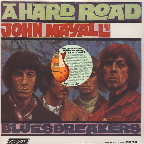 John Mayall - Hard Road