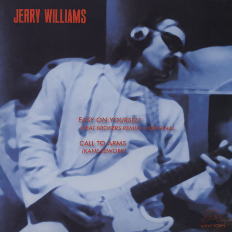 Jerry Williams - Easy On Yourself