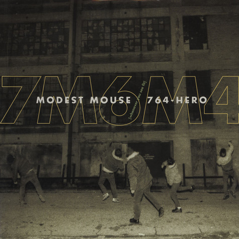 Modest Mouse & 764-Hero - Whenever You See Fit