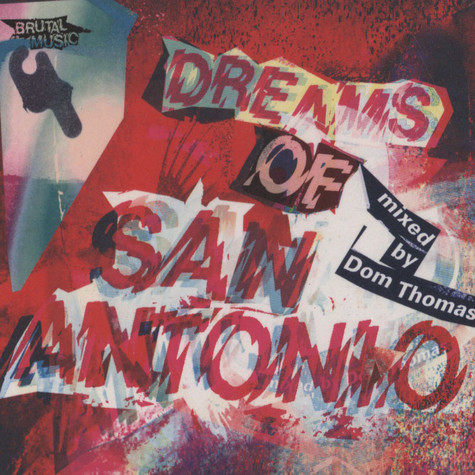 Dom Thomas - Dreams Of San Antonio
