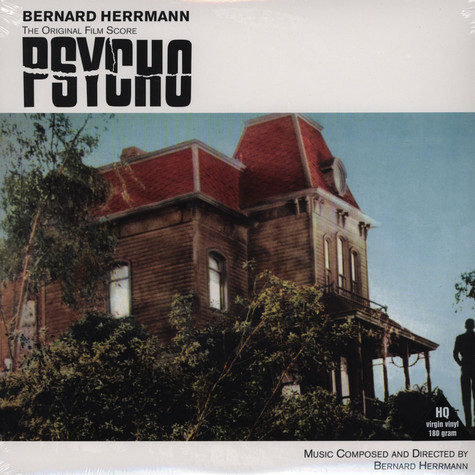 Bernard Herrmann - OST Psycho: The Original Film Score