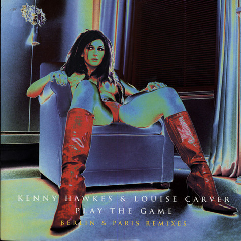 Kenny Hawkes & Louise Carver - Play The Game (Berlin & Paris Remixes)