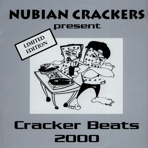 Nubian Crackers - Cracker Beats 2000