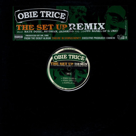 Obie Trice - The Set Up Remix