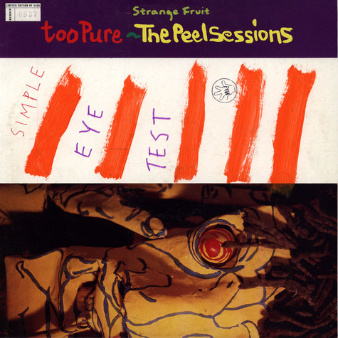 V.A. - Too Pure - The Peel Sessions