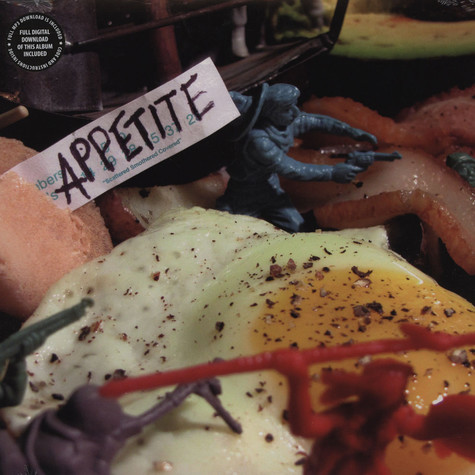 Appetite - Scattered Smothered Covered