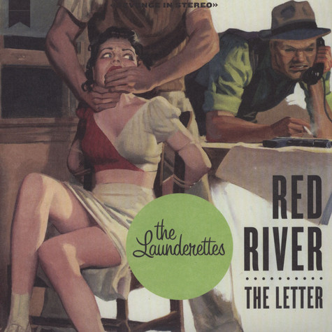Launderettes, The - Red River
