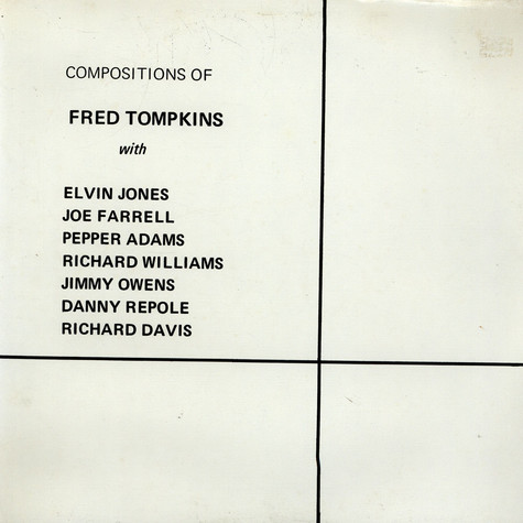 Fred Tompkins - Compositions Of Fred Tompkins