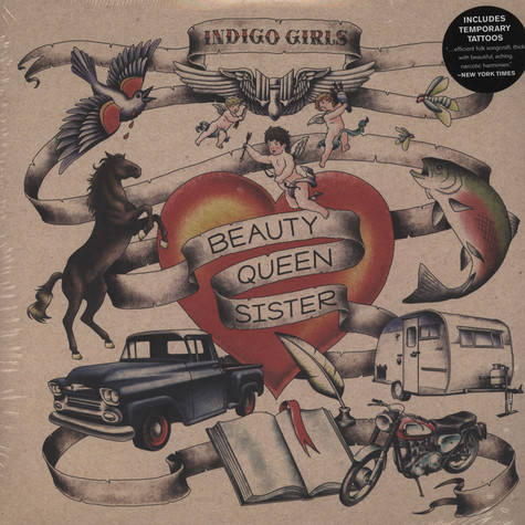 Indigo Girls - Beauty Queen Sister